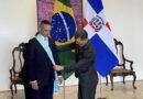Embajador Alejandro Arias Zarzuela es condecorado en Brasil