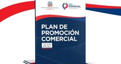 GOBIERNO PONE EN MARCHA PLAN DE PROMOCIÓN COMERCIAL 2021