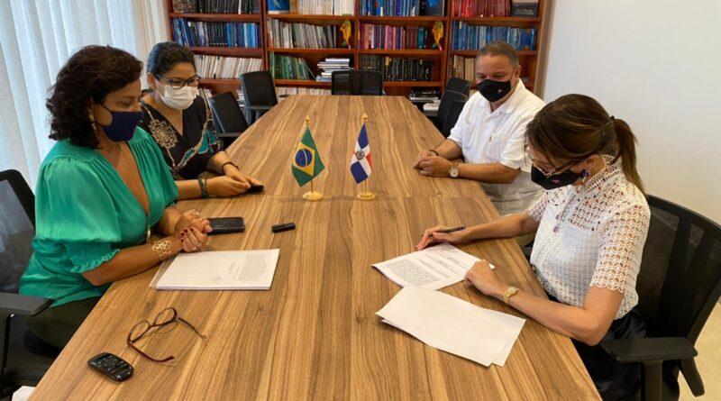 La embajada de la República Dominicana en Brasil ya tiene  Cámara Dominicana-Brasil De Emprendedurismo Social Y Actividades Afines(CDB)